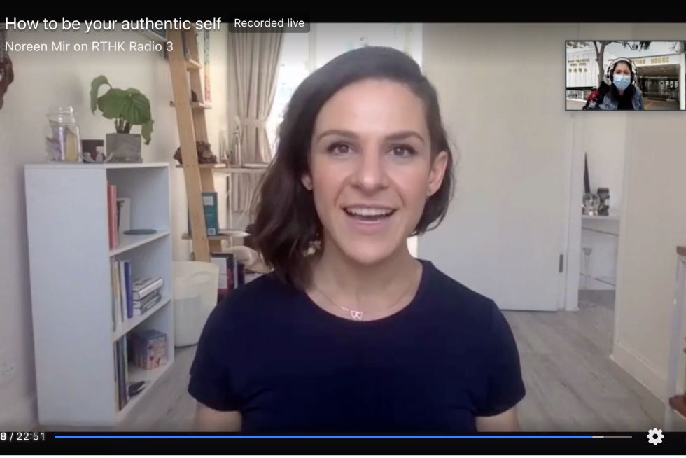 how to be your authentic self podcast